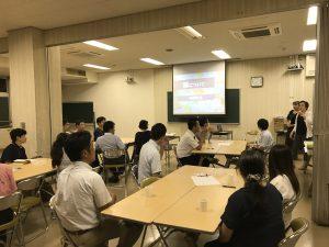 甲府在宅ネットワーク9月度研修会に参加してきました!!